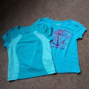 L.L. Bean Shirts & Tops - L. L. Bean girls shirt bundle